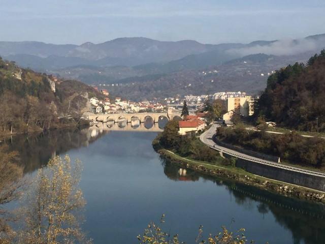Bosna Hersek Vişegrad Şehri