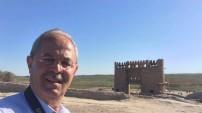 Atalar diyarı Türkistan'dayız!