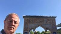 Kazakistan'da ilk Caminin yapıldığı Sayram şehri!