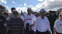 Kılıçdaroğlu'nun Adalet Yürüyüşü ve Emniyetin başarısı!