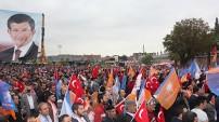 Başbakan Ahmet Davutoğlu Gebze'de seslendi