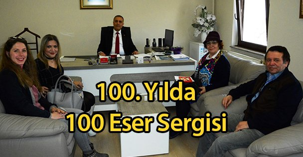100. Yılda 100 Eser Sergisi