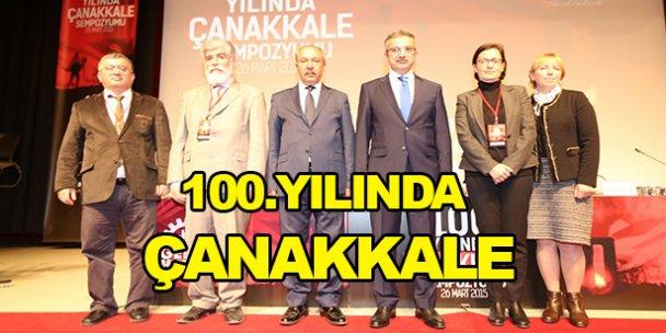 100.yılında Çanakkale!