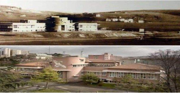 1928 Yılın da Kurulmuştu  REFİK SAYDAM HIFZISIHHA ENSTİTÜSÜ...