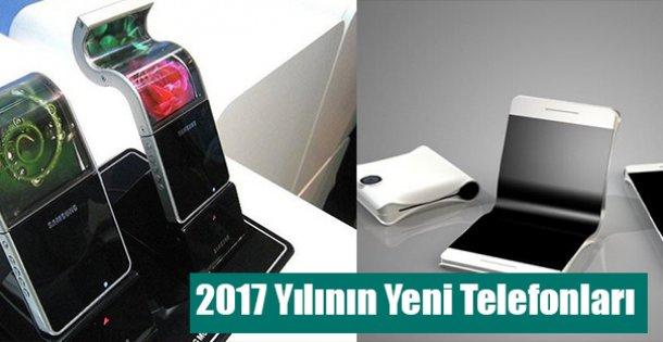 2017 'in Yeni Çıkan Telefonları