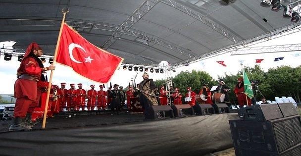 2. Kafkasya Yaz Şenlikleri Başladı