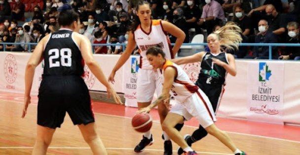 2. Leyla Atakan Basketbol Turnuvası, Kocaeli'de sürüyor