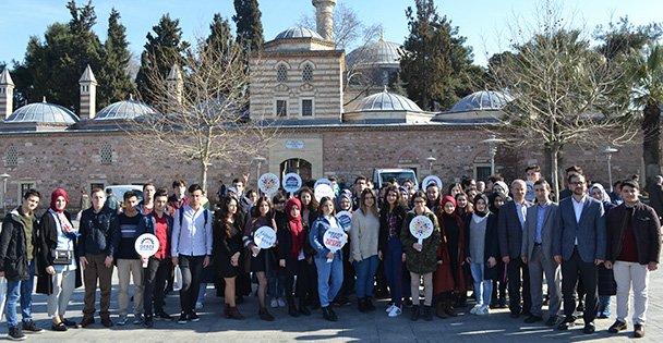 41 Gençlik Gebze'nin tarihi ile buluştu