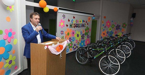 4 Bin 760 Öğrenciye Bisiklet Dağıtacak
