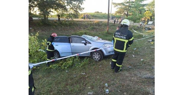 5 kişinin öldüğü trafik kazasında kamyon sürücüsü tutuklandı