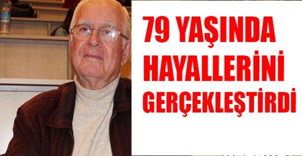 79 Yaşındaki Avukat