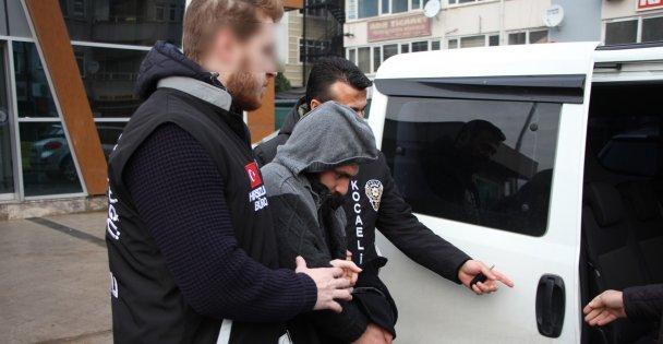 87 bin lira çaldığı iddia edilen zanlı tutuklandı