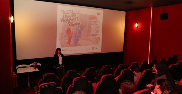 AB 8. İnsan Hakları Film Günleri Kocaeli'nde Gerçekleşti
