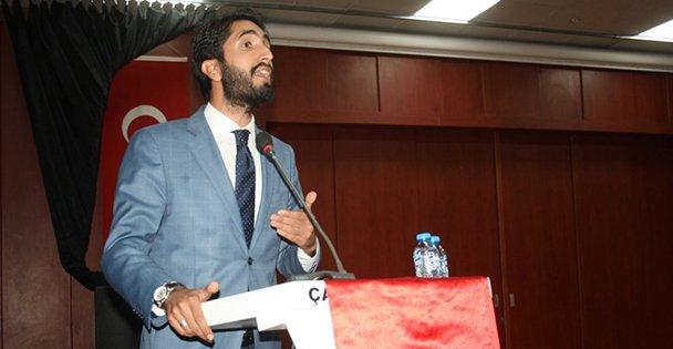 Abdulkadir Karaduman ,''Kalkınma hamlesi yapmamız lazım' sözü!
