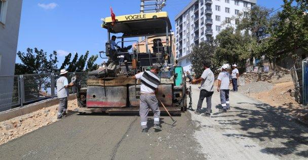 Adem Yavuz'da sokaklar...