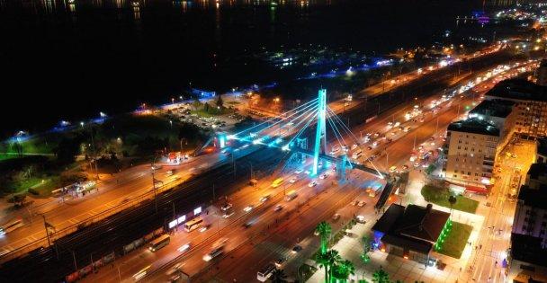 Adnan Menderes Köprüsü Halkevi Tarafı 15 Gün Kapalı