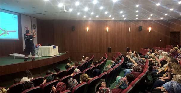 AFAD Afet Eğitimlerini Sürdürüyor