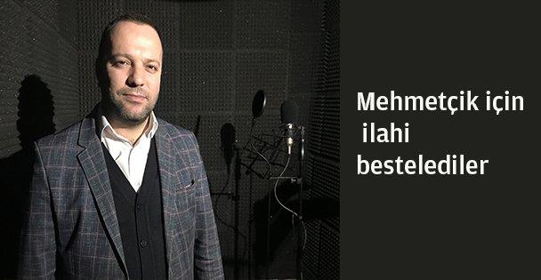 Afrin'deki Mehmetçik için ilahi bestelediler