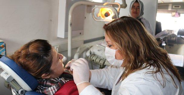 Ağız ve Diş Sağlığı Profili Çıkarılıyor