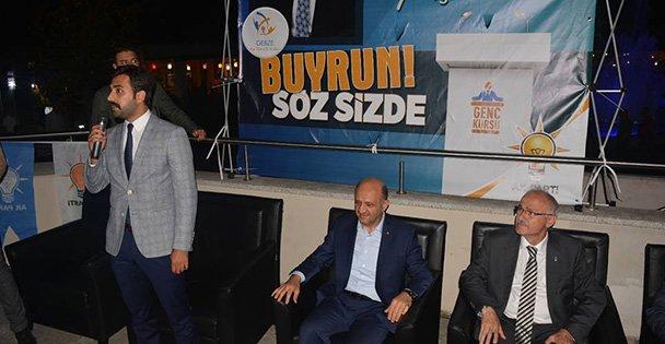 AK Genç Gebze Fikri IŞIK'ı ağırladı