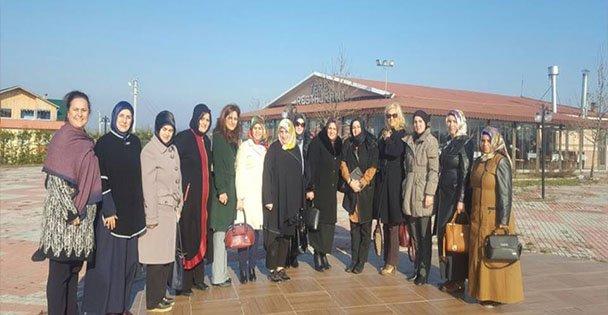 AK Kadınlar Seçim Startını Verdi!