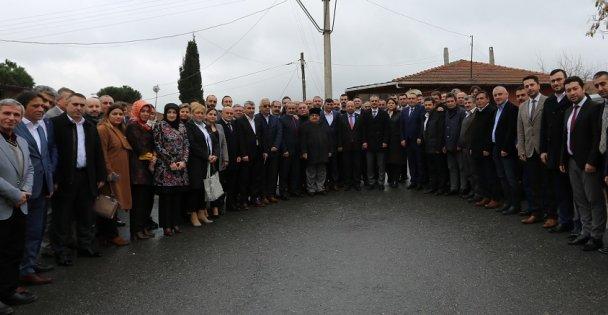 AK Parti Çayırova 'tek yürek'