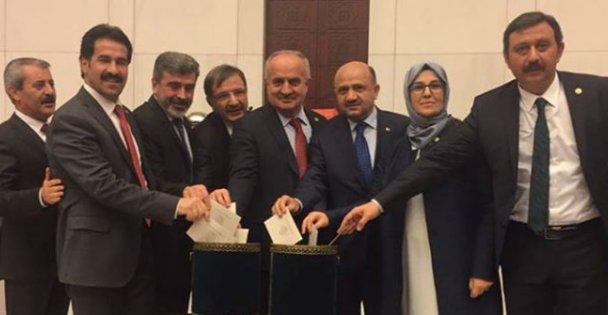 AK Parti Kocaeli'den birlik pozu