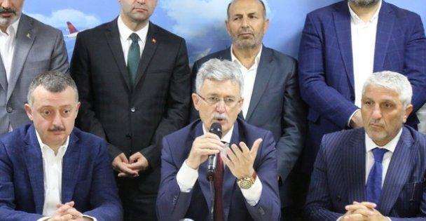 AK Parti Kocaeliden 'online bayramlaşma!