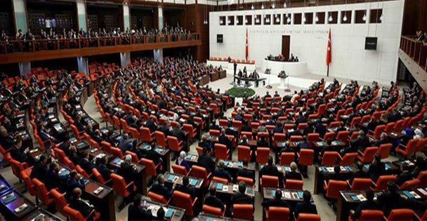 AK Parti yargı paketi taslağını MHP ile paylaştı