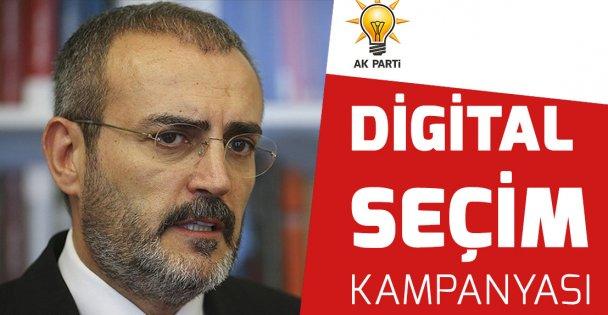AK Parti'de 'dijital kampanya' dönemi