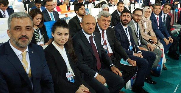 AK Partili adaylar Ankarada