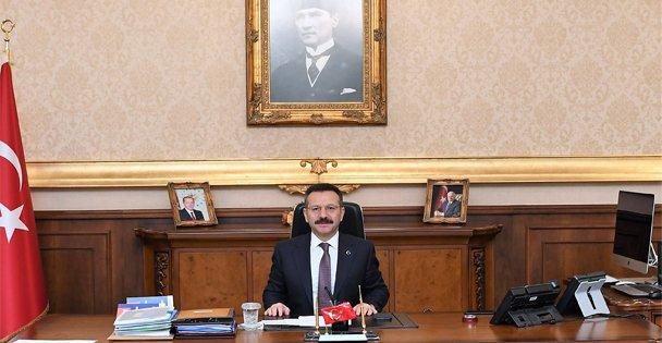 Aksoy'dan Atatürk'ü anma mesajı