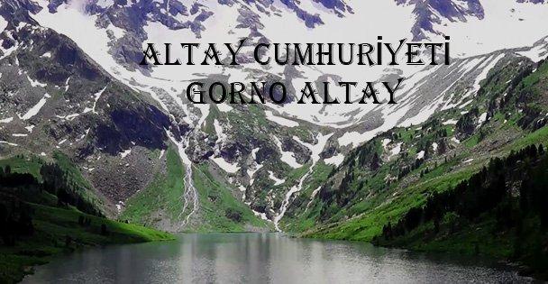 Altay Cumhuriyeti (Gorno Altay) Belgeseli