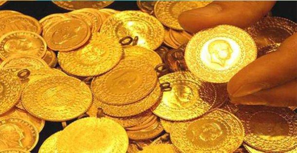 Altının gramı yaklaşık 3 haftanın en düşüğünde