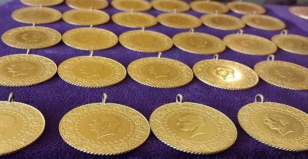 Altın 10 ayın en yükseğinde