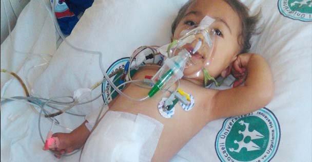 Ameliyatın ardından bilincini kaybetti