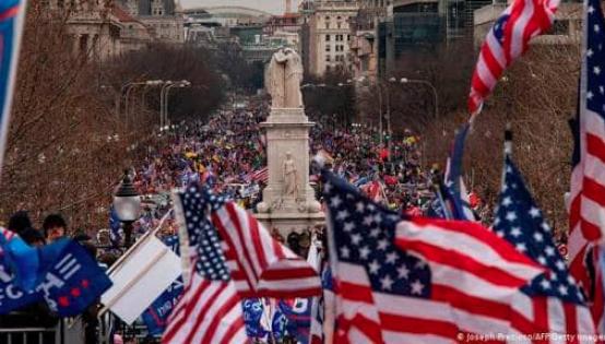 Amerika`nın Parçalanma Sürecine Canlı Şahitlik Mi Yapıyoruz