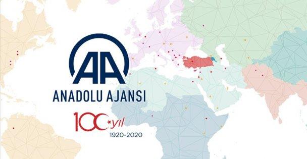 Anadolu Ajansı 100 yaşında