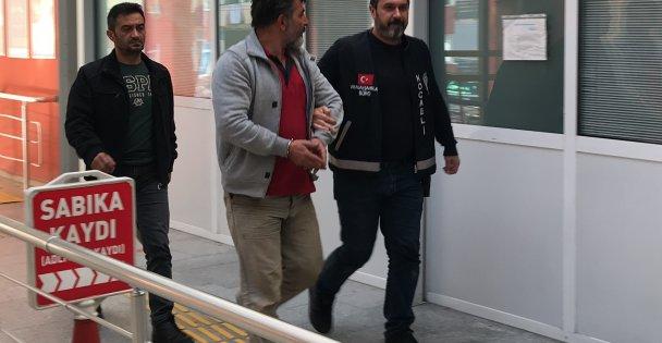 Aranan hükümlü tutuklandı