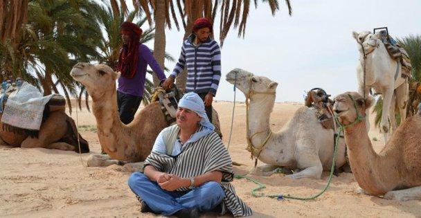 Arap Devrimine Öncülük Eden Tunus