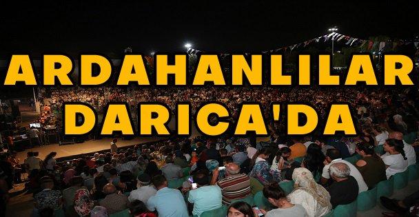 Ardahanlılar Darıca'da Sahne Aldı