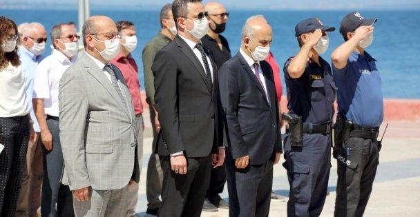 Atatürk'ün Karamürsel'e gelişinin 87. yıldönümü