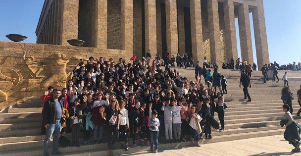 Atlas'dan Ankara çıkarması