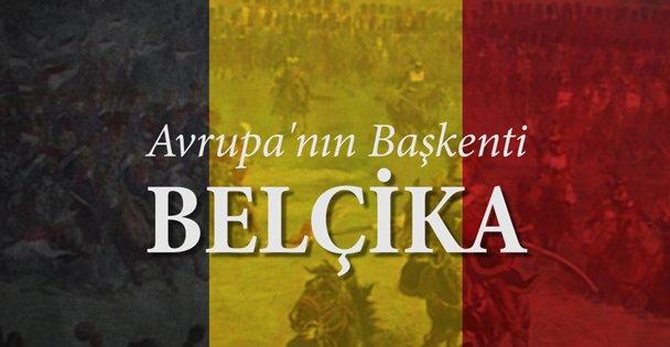 Avrupa'nın Başkenti Belçika Belgeseli