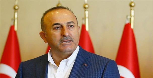 Bakan Çavuşoğlu: Vize serbestisinin en kısa zamanda verilmesini bekliyoruz