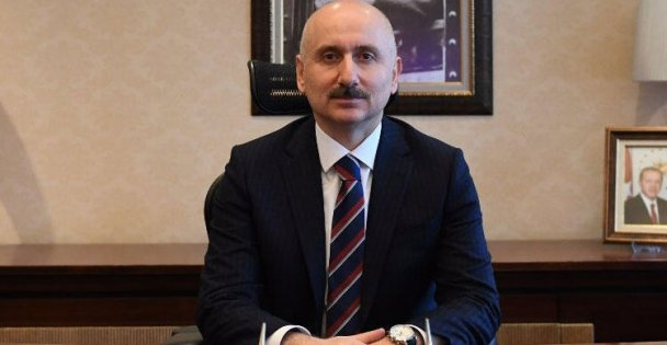 Bakan Karaismailoğlu Gebzede