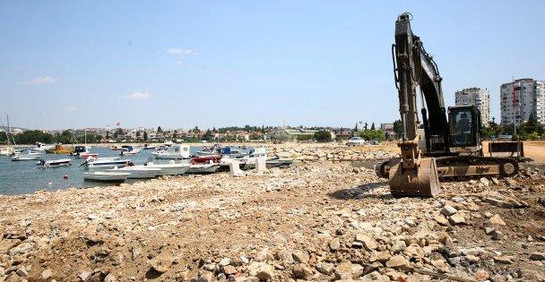 Balyanoz Koyu'nda çalışmalar devam ediyor