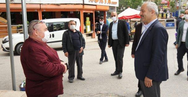 Başkan Büyükgöz: Bölgeye değer katacak