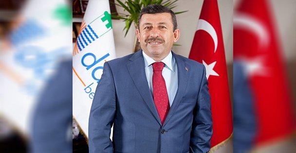 Başkan Karabacak gazetecileri ağırladı