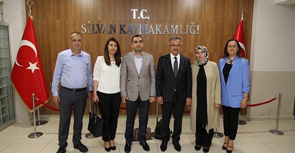 Köşker Diyarbakır'da